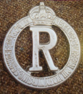 The design of the cap badge for QAIMNS(R) nurses was also used for the tippet medal. After uniform changes, Matrons wore these in bronze rather than silver, and senior Matrons had a gold version. Both bronze and gold badges are extremely rare
