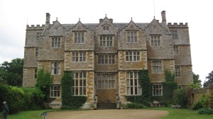 Chastleton manor, Gloucestershire is in the care of the national Trust and houses an important textile collection